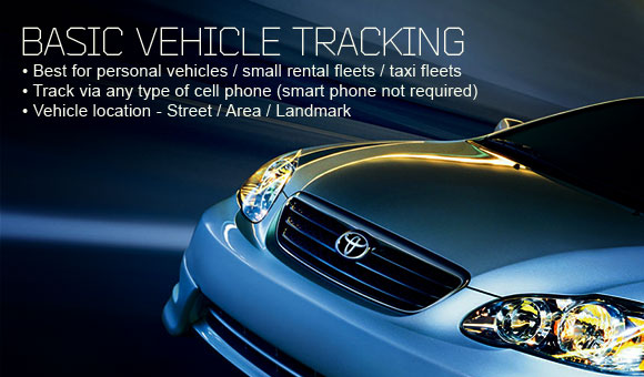 Basic Vehicle Tracking