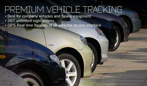 Premium Vehicle Tracking