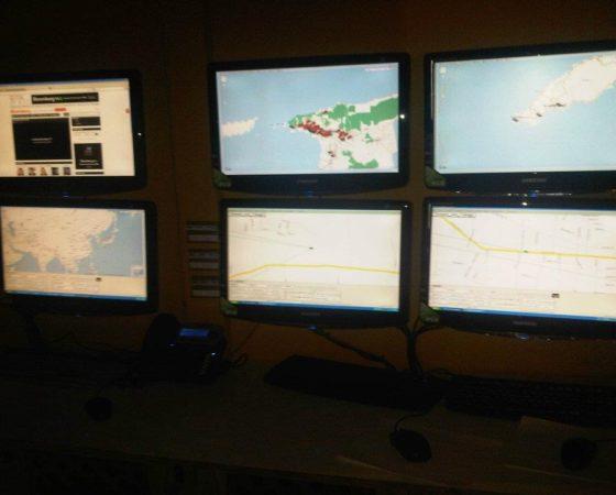 Monitoring Centre Facilities
