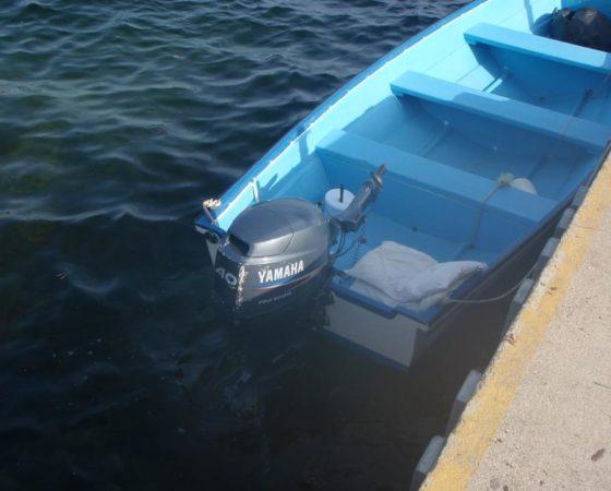 Marine Tracking Installation